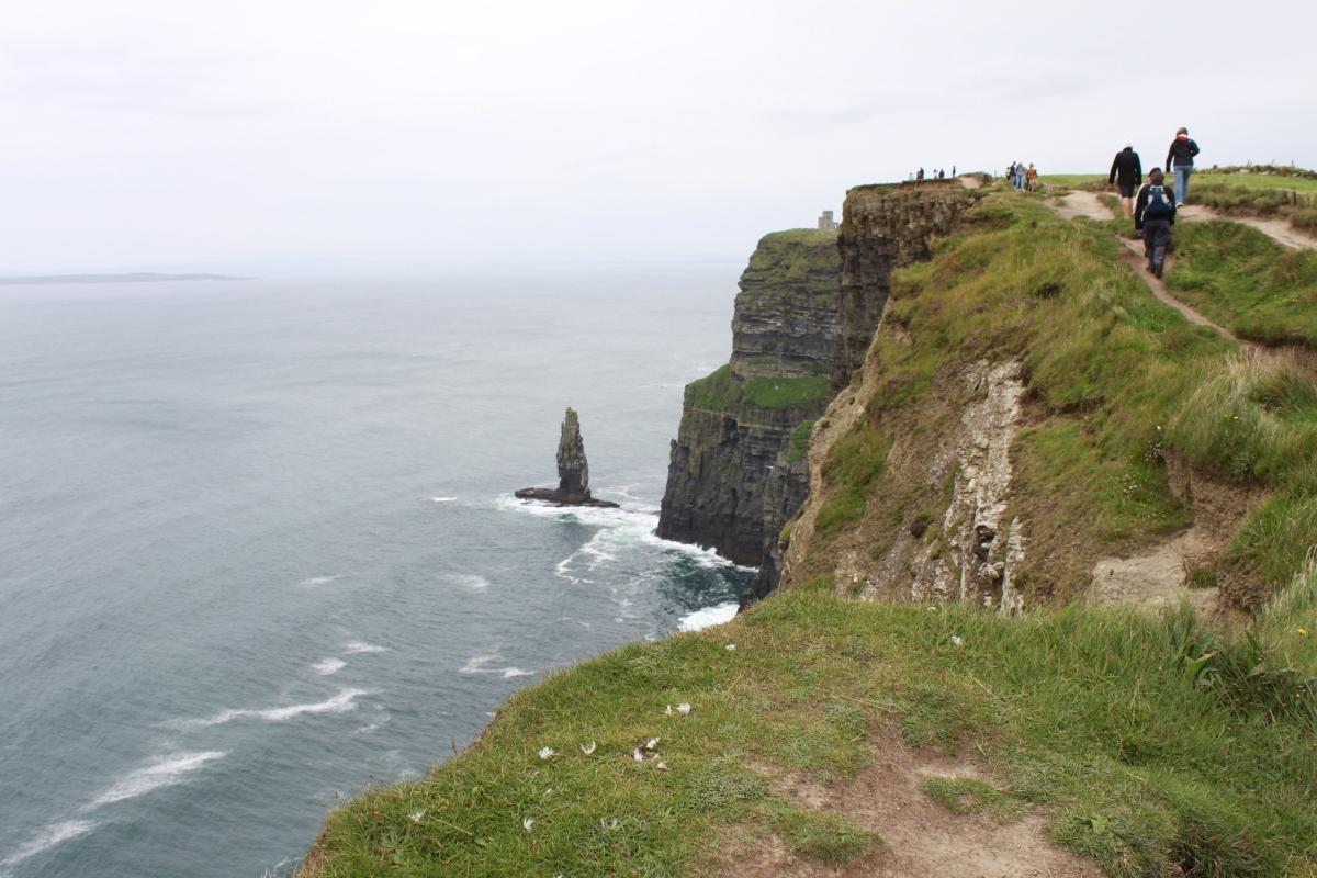愛爾蘭必去的十個景點