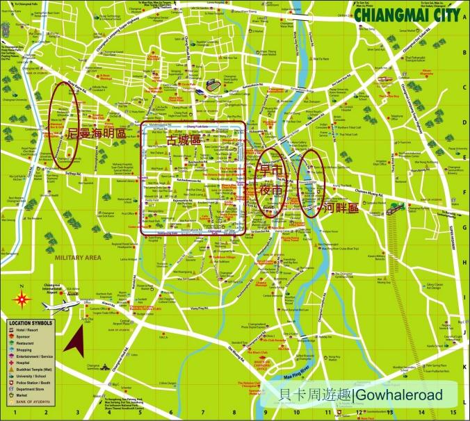 Chiangmai-City-Map RBK