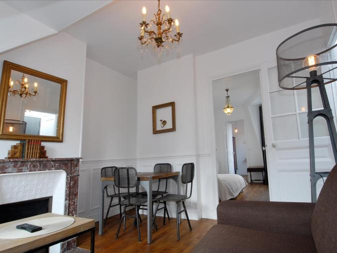 巴黎公寓推薦