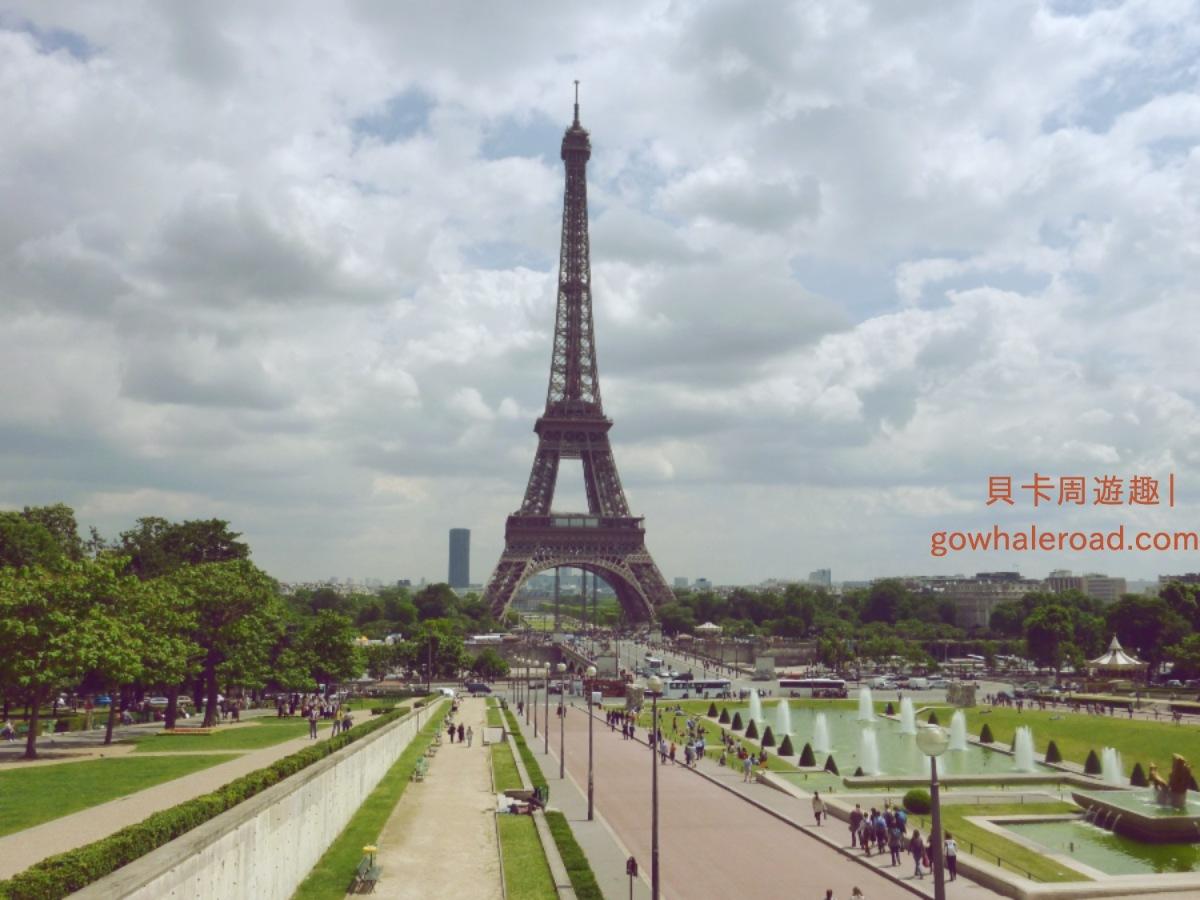 秒懂!巴黎安全住宿區域 - 住宿推薦總整理