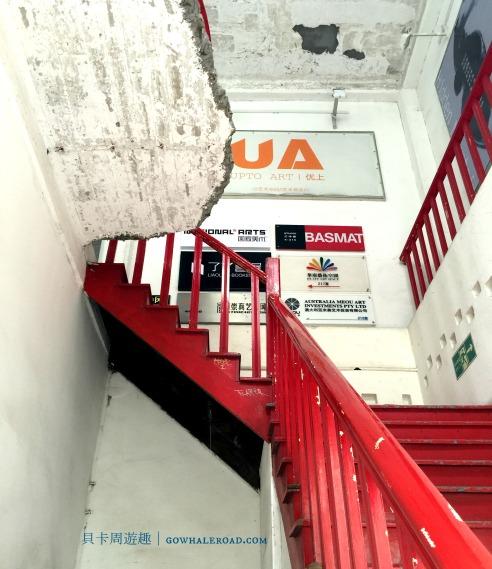 倉庫改造的空間,也能看出設計小心思