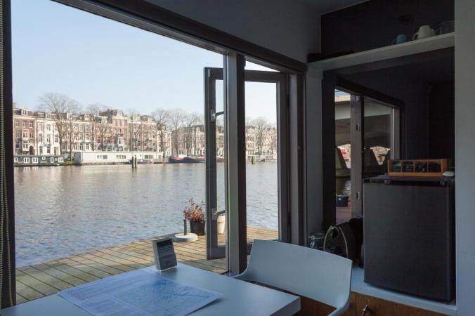 阿姆斯特丹船屋推薦
