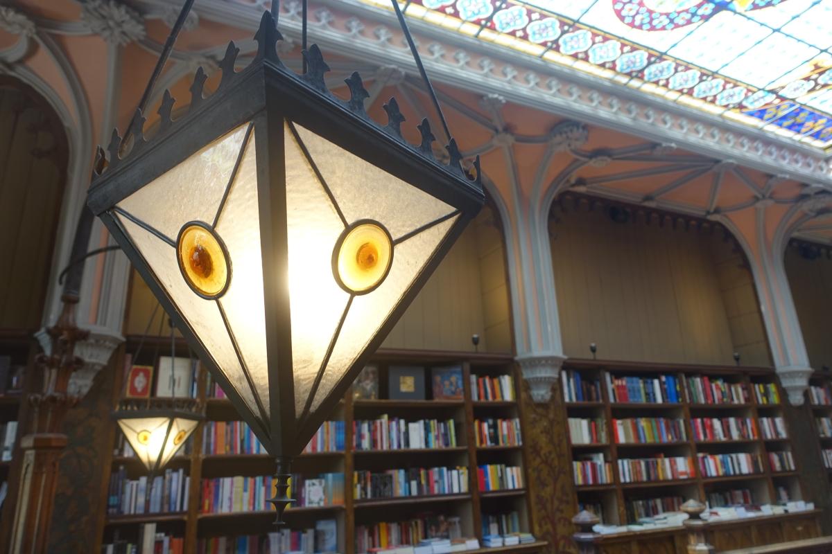 波多景點|魔法開始的地方:萊羅書店(Livraria Lello)