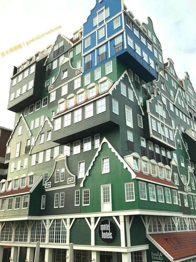 贊丹積木屋