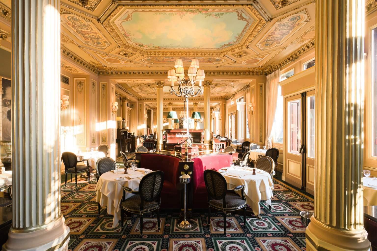 巴黎和平咖啡館