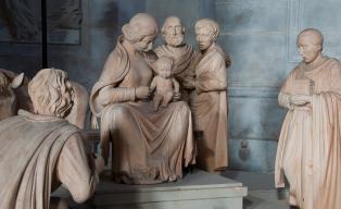 聖保羅大教堂雕像