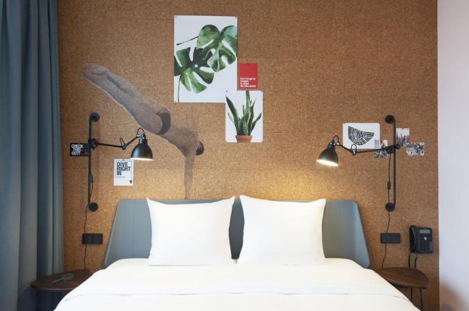 意識飯店介紹房間